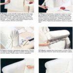 delaem-vykrojki-dlja-podlokotnikov-150x150 Как сшить чехол на диван своими руками: выкройки и пошив универсального чехла