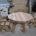 Мебель для бани и сауны: как выбрать для комнаты отдыха и парилки, чертежи для изготовления стола из дерева своими руками