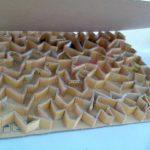 Как из коробки сделать столик
