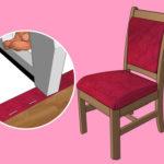 natjagivaem-obivku-zakrepljaja-ejo-stroitelnym-steplerom-na-rasstojanii-ne-bolee-1-2-santimetrov-150x150 Реставрация деревянного старого стула своими руками: пошаговая инструкция