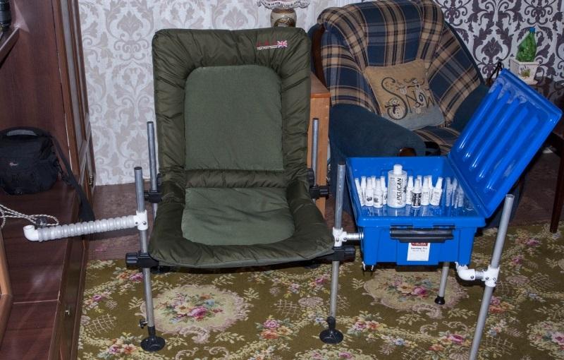 Складной стул для рыбалки своими руками (чертежи)