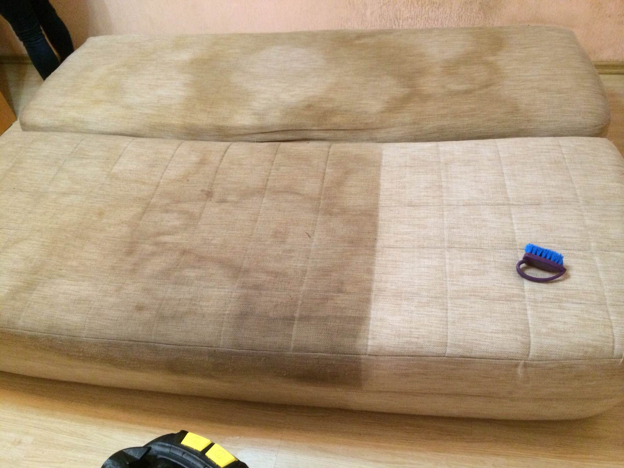 Реставрация дивана своими руками в домашних условиях