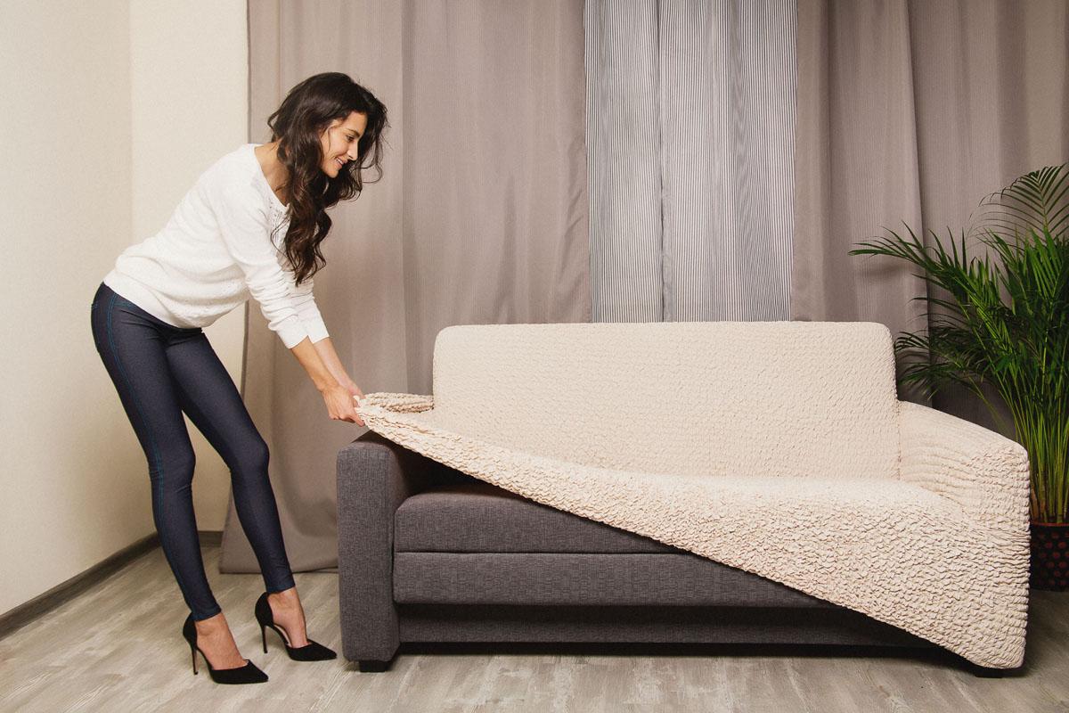 Правильно сшить чехол дивана