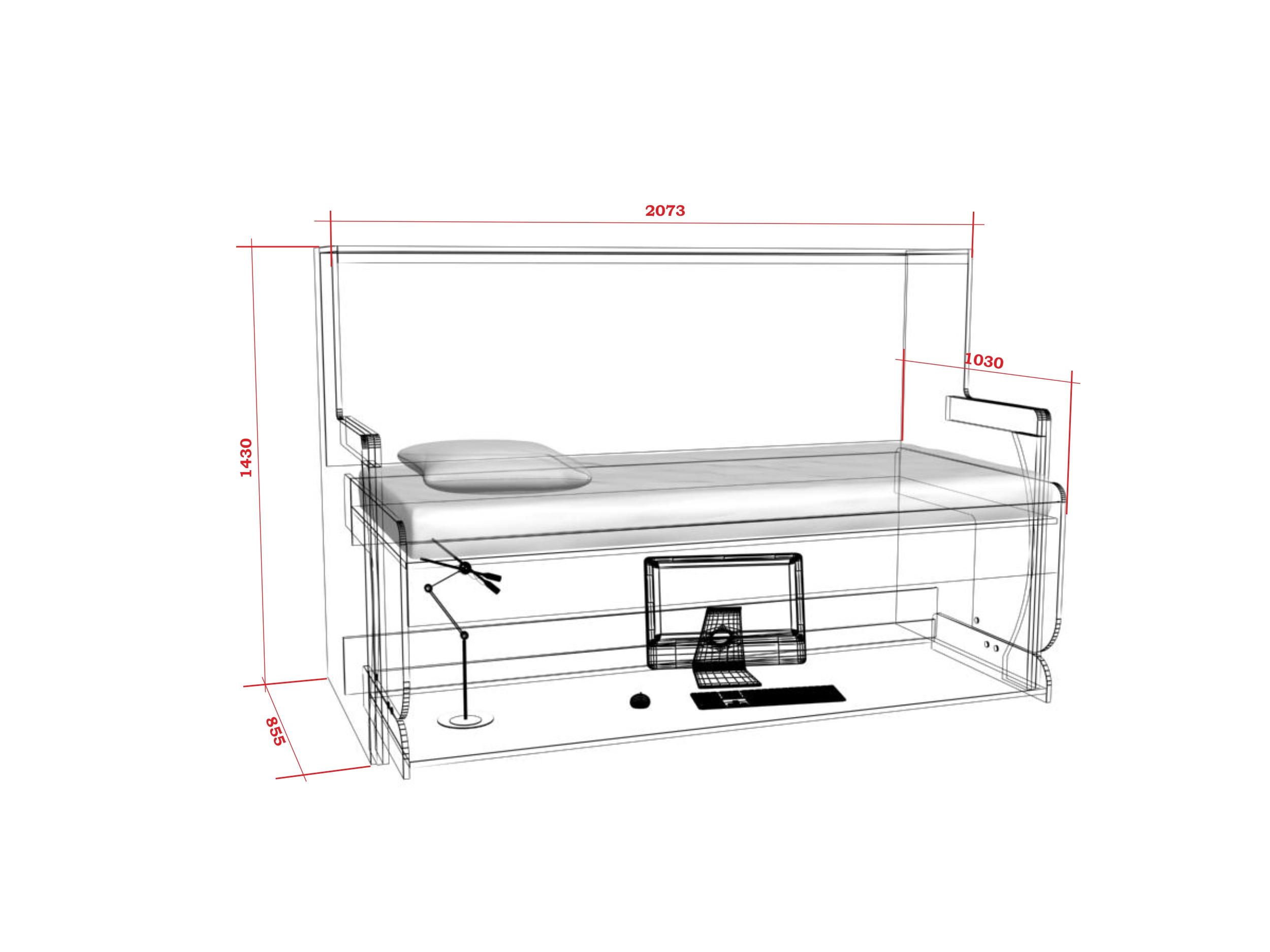 Механизм для кровати-трансформер своими руками фото 249