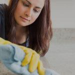 Как очистить кухонные шкафы от жира в домашних условиях